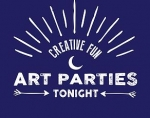 ART PARTIES TONIGHT!