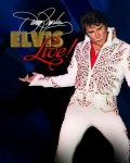 ELVIS LIVE - JERRY PRESLEY *MADISON